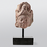Head of a Bodhisattva -    - Indian Antiquities
