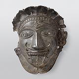 Bhuta Mask -    - Indian Antiquities