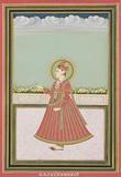 Portrait of Maharaja Kunwar Sardar Singhji -    - Indian Antiquities & Miniature Paintings