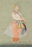 Portrait of a Maharaja -    - Indian Antiquities & Miniature Paintings
