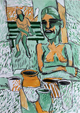Untitled - K G Subramanyan - 24 Hour: Absolute Auction