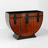 A U-SHAPED SIDEBOARD -    - 24-Hour Online Auction: Art Deco