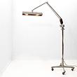 A FLOOR LAMP - 24-Hour Online Auction: Art Deco