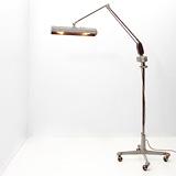 A FLOOR LAMP -    - 24-Hour Online Auction: Art Deco