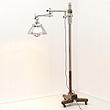 A SURGICAL LAMP, CARL ZEISS - 24-Hour Online Auction: Art Deco