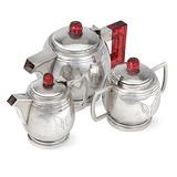 A TEA SERVICE -    - 24-Hour Online Auction: Art Deco