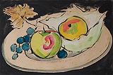 Untitled - K H Ara - Autumn Art Auction