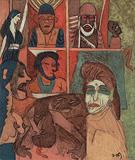 Bombay - K G Subramanyan - Autumn Art Auction