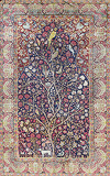 LAVER KIRMAN, TREE OF LIFE - PERSIAN -    - Carpets, Rugs and Textiles Auction
