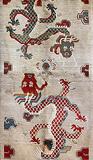 CARPET - TIBETAN -    - Carpets, Rugs and Textiles Auction