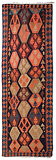 A WOOL KILIM - TURKEY -    - Carpets, Rugs and Textiles Auction