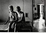 Francis and Bobby D'Souza in their Bedroom, Parra, Goa - Prabuddha  Dasgupta - 24-Hour Online Absolute Auction: Editions