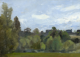Lisiere du Bois (The Edge of the Wood) - Camille  Pissarro - Impressionist and Modern Art Auction