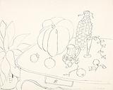 Nature morte au potiron (Still life with Pumpkin) - Henri  Matisse - Impressionist and Modern Art Auction