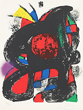 Lithograph IV, Plate H - Joan  Miró - Impressionist and Modern Art Auction