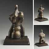 Torso Column - Henry  Moore - Impressionist and Modern Art Auction
