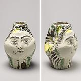 Tete de femme couronnee de fleurs (Head of a Woman Crowned with Flowers) - Pablo  Picasso - Impressionist and Modern Art Auction