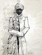 K M Adimoolam - Words & Lines II Auction