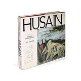 Husain -    - Words & Lines II Auction