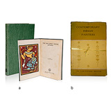 A Set of Two Publications -    - Words & Lines II Auction