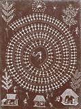Jivya Soma Mashe -    - 24-Hour Auction: Indian Folk and Tribal Art and Objects