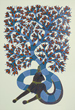 Ram Singh Urveti -    - 24-Hour Auction: Indian Folk and Tribal Art and Objects
