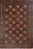 ERSARI FIL-PAYA- 'ELEPHANT FOOT' - AFGHANISTAN -    - 24-Hour Auction: Carpets and Rugs
