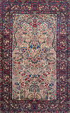 LAVER KERMAN, TREE OF LIFE - PERSIAN -    - 24-Hour Auction: Carpets and Rugs