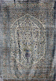 LAVER KERMAN, GULDASTA-TREE OF LIFE, GARDEN OF PARADISE - PERSIAN -    - 24-Hour Auction: Carpets and Rugs