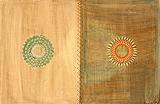 Untitled (Flower and Cactus) - Aisha  Rahim - 24 Hour Auction: Art of Pakistan
