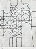 City Gate - Anwar Jalal Shemza - 24 Hour Auction: Art of Pakistan