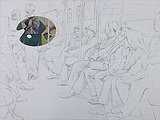 Titled (Untitled) - Ayaz  Jokhio - 24 Hour Auction: Art of Pakistan