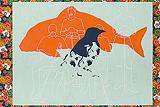 The Right Catch - Nusra Latif Qureshi - 24 Hour Auction: Art of Pakistan
