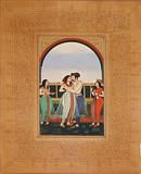 4 Figures (Gadrang) - Rehana  Mangi - 24 Hour Auction: Art of Pakistan
