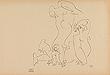Sadequain   - 24 Hour Auction: Art of Pakistan