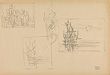 Untitled (Composition) - Sadequain   - 24 Hour Auction: Art of Pakistan