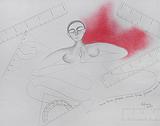 More Time Please - Arpana  Caur - 24-Hour Auction: Small Format Art