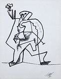 Untitled - Himmat  Shah - 24-Hour Auction: Small Format Art