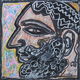 Untitled - Jogen  Chowdhury - 24-Hour Auction: Small Format Art