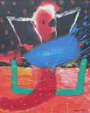 Image of Goddess I - Manu  Parekh - 24-Hour Auction: Small Format Art