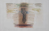The Tall Box - Prabhakar  Barwe - 24-Hour Auction: Small Format Art