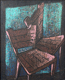Untitled - Yusuf  Arakkal - 24-Hour Auction: Small Format Art
