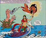 Forever Her Fist - Chitra  Ganesh - Spring Art Auction