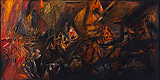 Paysage - S H Raza - Spring Art Auction