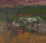 Untitled - K M Adimoolam - Summer Art Auction 2012