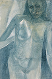 Untitled - Akbar  Padamsee - Summer Art Auction 2012