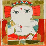 Ganesh - Badri  Narayan - Summer Art Auction 2012