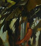 Untitled - Bikash  Bhattacharjee - Summer Art Auction 2012