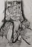 Untitled - Krishen  Khanna - Summer Art Auction 2012