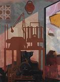 Machine Shop - Nataraj  Sharma - Summer Art Auction 2012